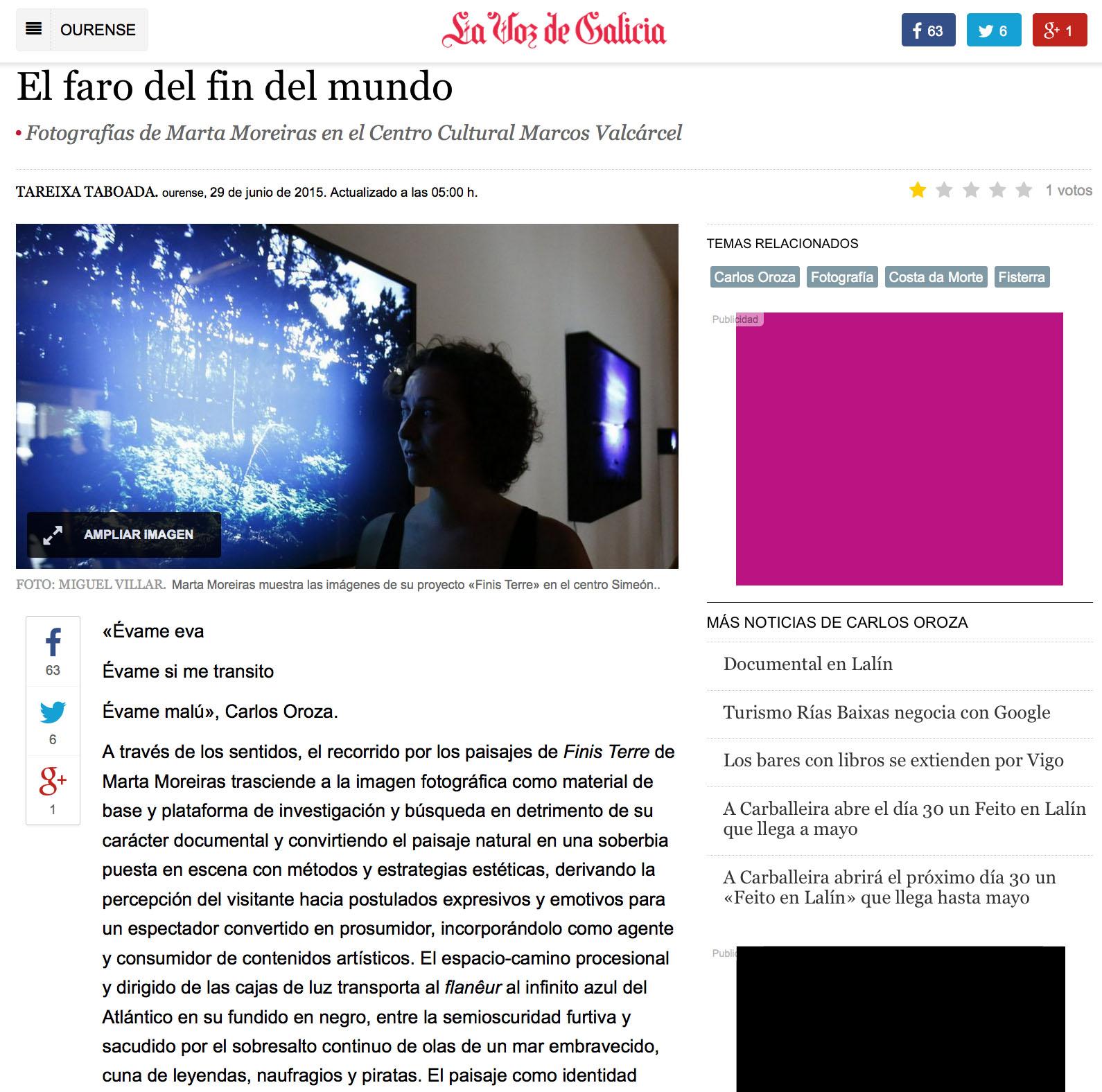 La Voz De Galicia_Finis Terre_2015_72ppp
