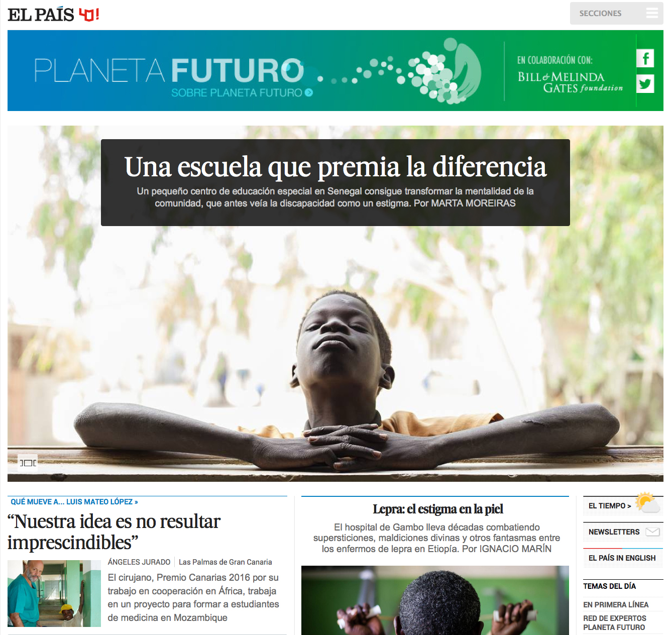 Planeta Futuro_Escuela Palmarin_2016_Portada_03