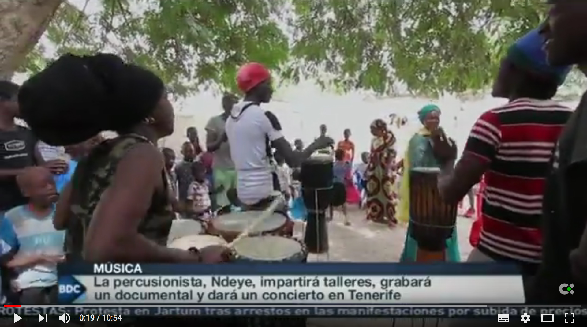 Ndeye Seck_TV Canaria_01